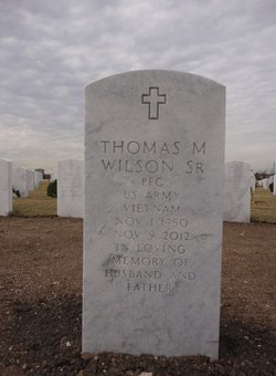 Thomas Madison Wilson, Sr
