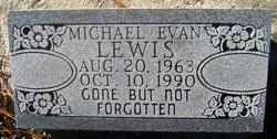 Michael Evan Lewis