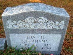 Ida Doll <I>Hamilton</I> Stephens