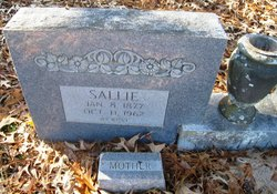 Sallie <I>White</I> Stephens