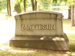 Mary Elizabeth <I>Porter</I> Matteson