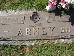 Billy John Abney, Sr