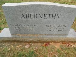 Thomas Kenneth Abernethy