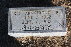 R. P. Armstrong, Jr