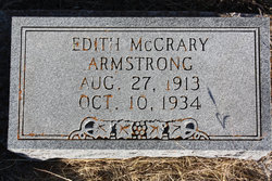 Edith McCrary Armstrong