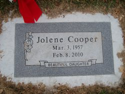 Jolene <I>Robey</I> Cooper