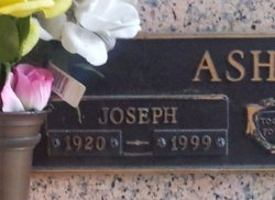 Joseph Ashley