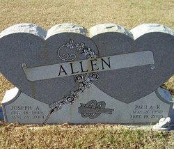 Paula Kay <I>Baker</I> Allen