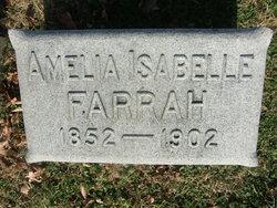Amelia Isabelle <I>Hauser</I> Farrah