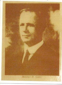 Maurice Dudley Gano