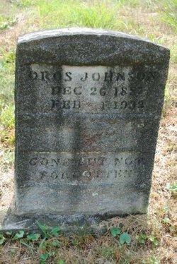 Oros Johnson