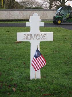 Sgt. Albert Johnson