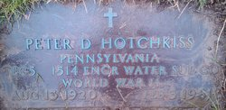 Peter D. Hotchkiss
