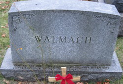 Harry James Walmach