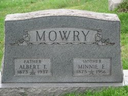 Albert Trevil Mowry