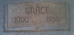Grace <I>Huddleston</I> Jeffers