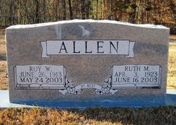 Ruth Edna <I>Murphy</I> Allen