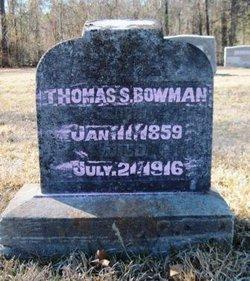 Thomas S Bowman