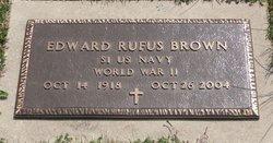 Edward Rufus Brown