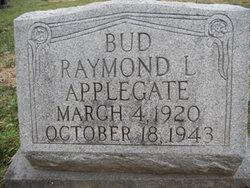 """Raymond Lee """"Bud"""" Applegate"""