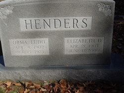 Orma Ludo Henders