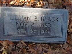 Lillian <I>Bradshaw</I> Black
