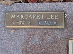 Margaret Lee <I>Droke</I> Malone