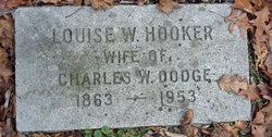 Louise Wolcott <I>Hooker</I> Dodge