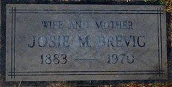 "Josephine Marie ""Josie"" <I>Pederson</I> Brevig"