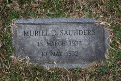 Muriel D. Saunders