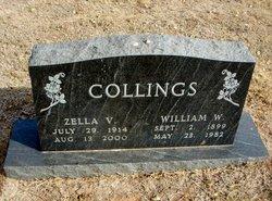 Zella Viola <I>Cottrill</I> Collings