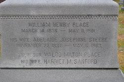 Adelaide Josephine <I>Steere</I> Place