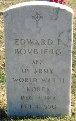 Edward P Bovbjerg