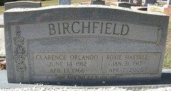 Roxie <I>Hassell</I> Birchfield