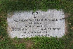 Norman William McCall