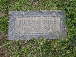 John G Bliss