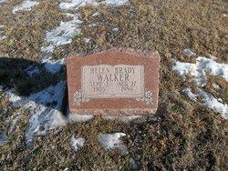 Helen <I>Brady</I> Walker