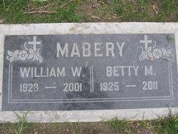 "William W ""Bill"" Mabery"