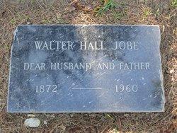 Walter Hall Jobe