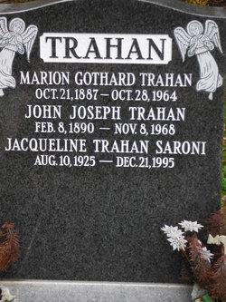 Jacqueline <I>Trahan</I> Saroni