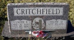 Claude Eugene Critchfield