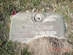 Bettie Maggie <I>Cobb</I> James
