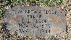 Clementine Tina <I>Brown</I> Sloop
