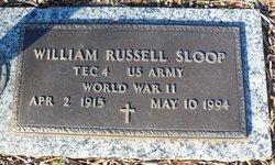 William Russell Sloop