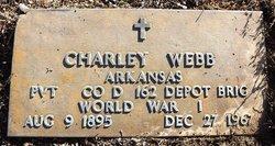 Charley Webb