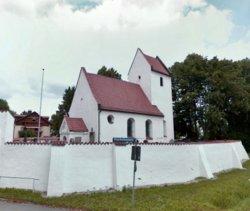 Kirchhof Johanneskirchen