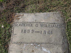 Clarence C. Williams