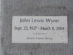 John Lewis Wynn
