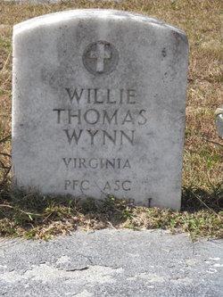 Willie Thomas Wynn