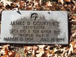 James Derwood Courtney
